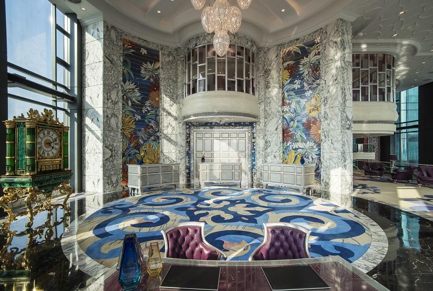 新しい記事: スーパーラグジュアリーなホテルが<br>この夏ホーチミンに誕生!