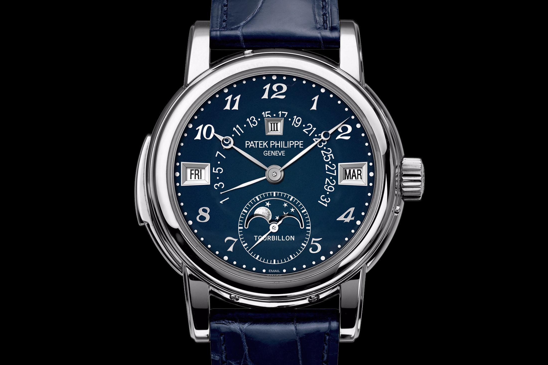 新しい記事: パテック フィリップ<br>スチール製時計が9億円で落札
