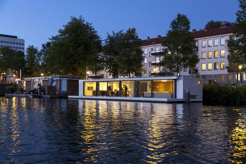 前の記事: アムステルダムの<br>「川に浮かぶ家」が素敵です