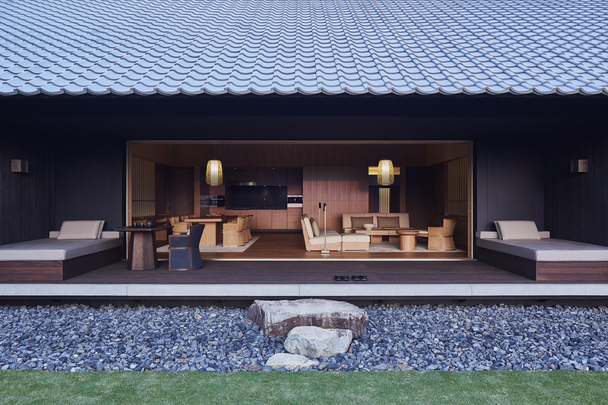 新しい記事: ホリスティックな温泉旅館<br>Amanemuが3月1日オープン