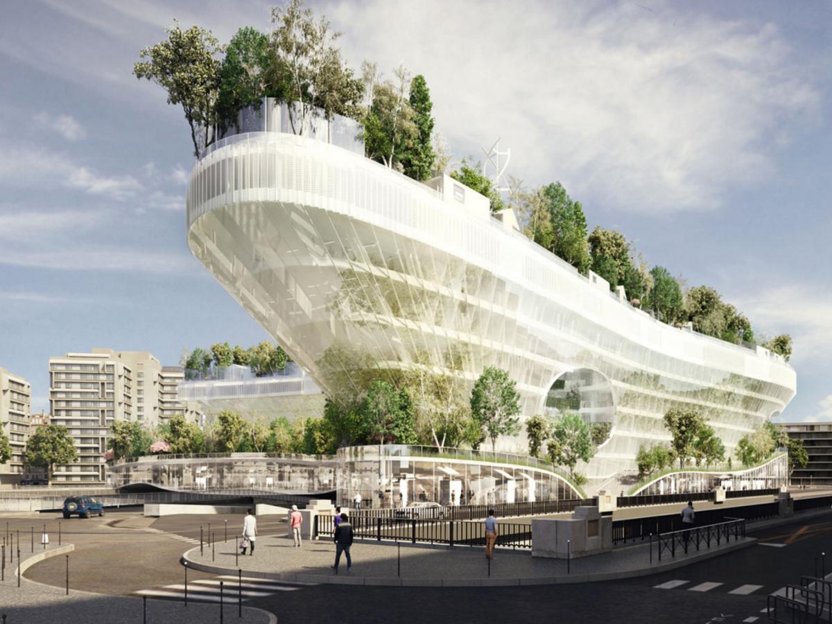 前の記事: 超クールなエコ建築が<br>パリに出現する