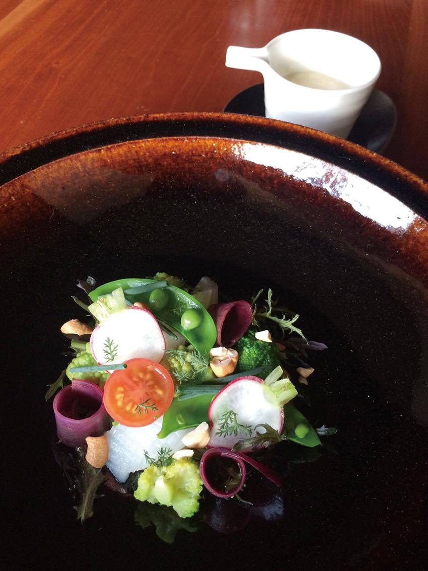 新しい記事: 金沢で世界の料理と<br>日本酒のマリアージュを体験