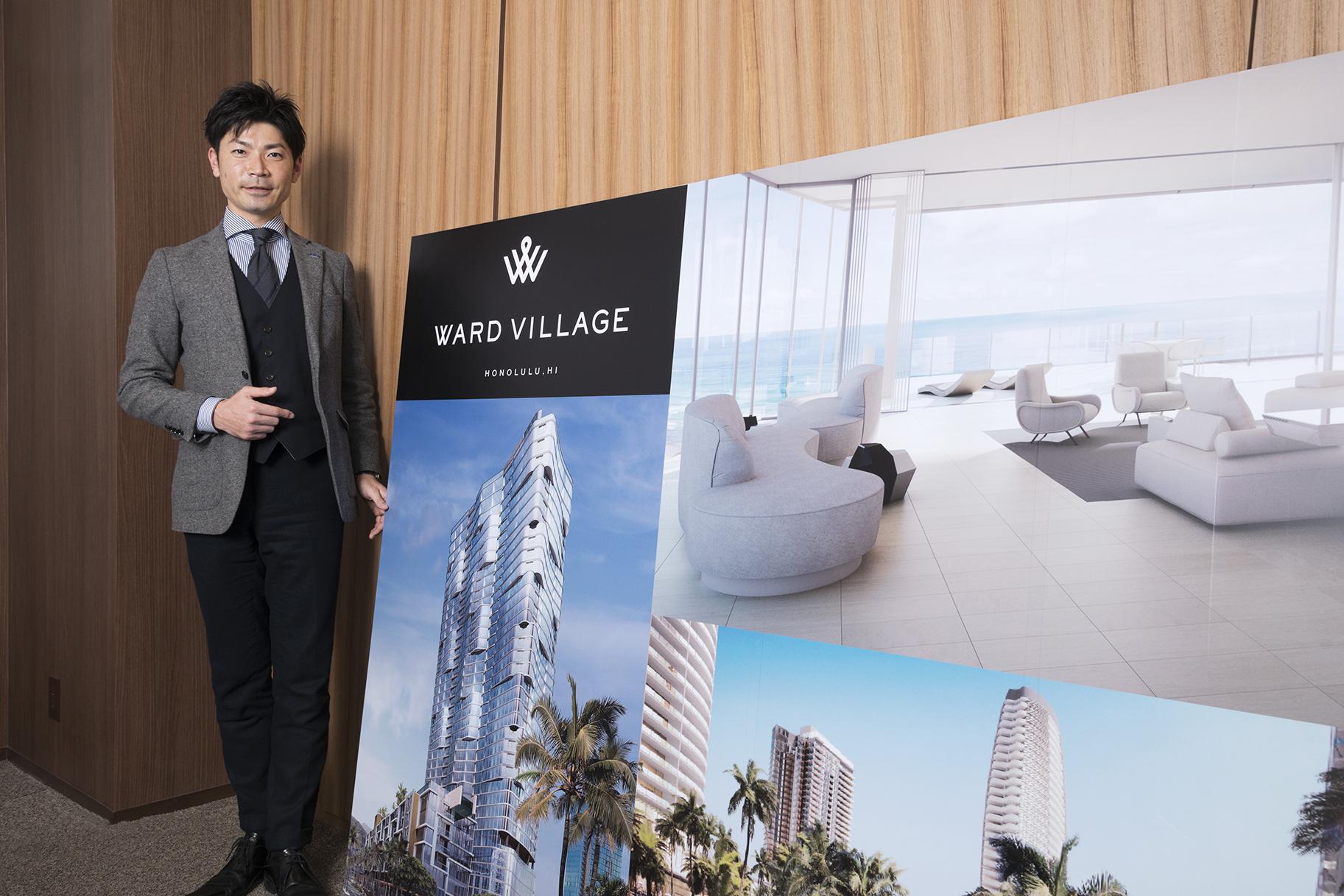 新しい記事: 海外不動産インタビュー - 1<br>トランプタワーは日本人が約7割