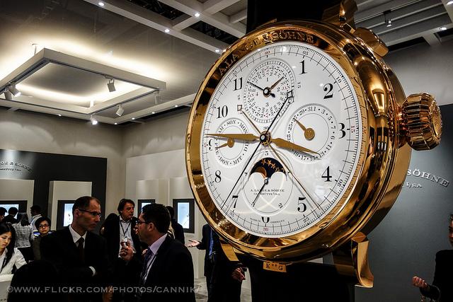 新しい記事: 高級時計は結局これからも<br> 売れ続けるのだと思います