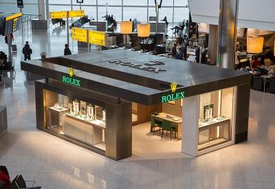 前の記事: <br>空港で売れるラグジュアリー