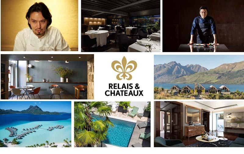 新しい記事: ルレ・エ・シャトーに新加盟したホテル・レストラン7選