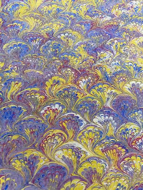 新しい記事: エブル ― 水の上に花を描く