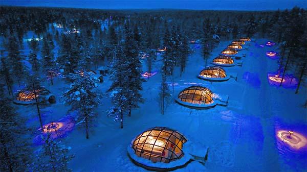 前の記事: VIPを楽しむラグジュアリーステイvol.7 『カクシラウッタネン アークティック リゾート』(サーリセルカ/フィンランド)