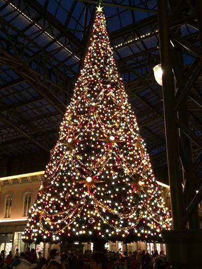新しい記事: 世界のクリスマスツリー