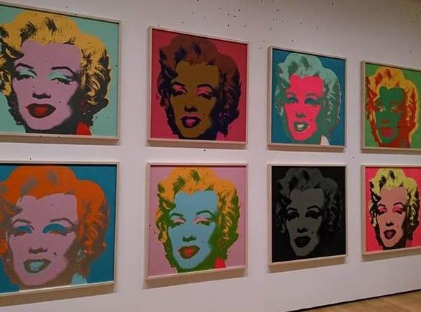 新しい記事: 名画「マリリン・モンロー」が生まれた背景とアンディ・ウォーホル